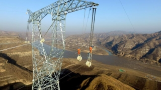 Construction of the world's highest elevation UHV t